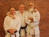 Fred Serricchio Sensei, John Mullin Sensei, Mazhari Sensei: An Informal Picture of Old Friends